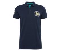 Poloshirt 'po AW ss' navy
