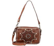 'Serenoa Mini Bag' Schultertasche Leder 16 cm