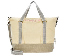 'Polarlight' Handtasche 30 cm kitt