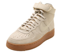 Sneaker High 'air force 1' hellbeige