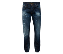 Jeans 'servando X' blue denim