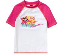 UV-Schutz Shirt für Mädchen pink