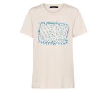 Shirt 't-Sily-N' hellblau / puder