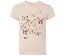 T-shirt Pix beige / pink