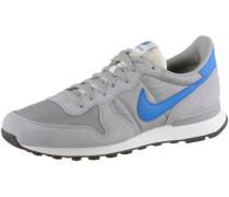 'internationalist' Sneaker blau / grau