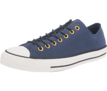 Chuck Taylor All Star Leather Sneakers blau