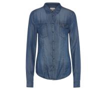 Shirt 'hati' blau