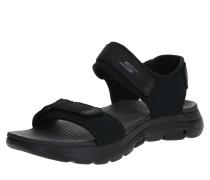 Sandale 'GO Walk' schwarz