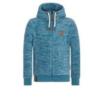 Zipped Jacket 'Mach Et Otze' blaumeliert