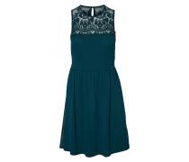 Spitzen Kleid grün