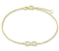 Armband »Infinity 2012475« gold