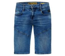 Jeansshorts 'Tuscor' blau