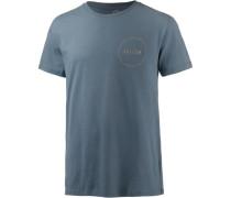 'removed Bsc' T-Shirt Herren himmelblau
