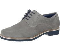 Freizeit-Schuhe extraweit grau