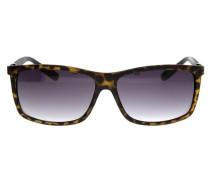 Sonnenbrille Tortoise Guf118-To-35 braun / dunkelbraun / schwarz