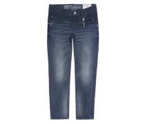 Hose Jeans Boys tight fit BIG Jungen Kinder blau / dunkelblau
