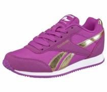 Sneaker 'Classic Jogger J' gold / lila