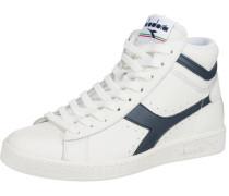 Game Sneakers dunkelblau / weiß