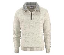 Pullover wollweiß
