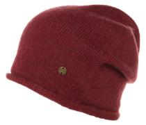 Mütze 'OverszdBasicBea' rot