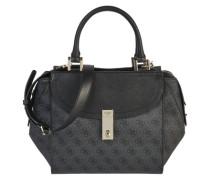 Handtasche mit Lederoptik 'Nissana' grau