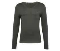 Pullover mit V-Ausschnitt 'Rafal' tanne