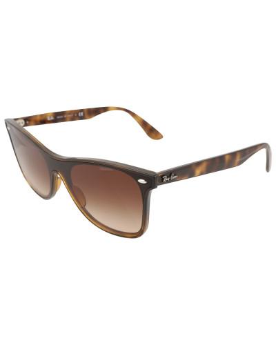 Sonnenbrille 'blaze Wayfarer' braun