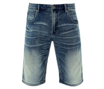 Tubx Straight: Stretchige Sweat-Jeans blue denim