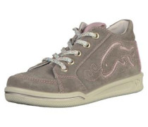 Sneaker greige / rosa