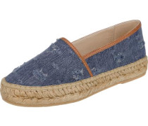 Disaster Slipper blau
