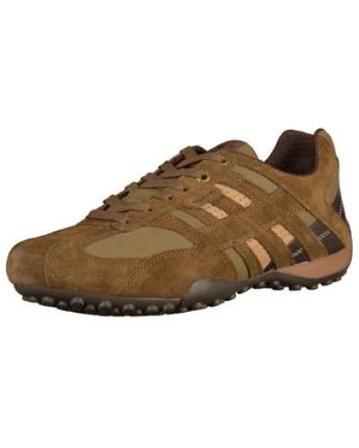 Sneaker braun / dunkelbraun