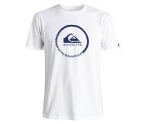 T-Shirt »Classic Active Logo« weiß