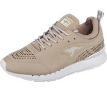 'Coil Semi' Sneakers beige