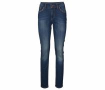 Jeans mit Schmucksteinen