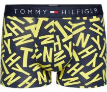 Unterwäsche 'trunk Logo Thny' limone