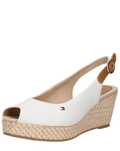 Sandalette 'elba 39D2' weiß