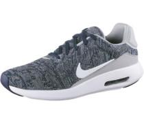 Sneaker 'Air Max Modern Flyknit' marine / grau / weiß
