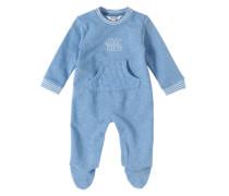 Schlafanzug hellblau