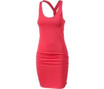Minikleid Damen pink