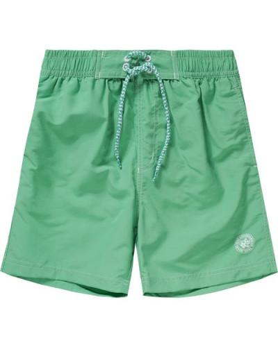 Badeshorts für Jungen grün