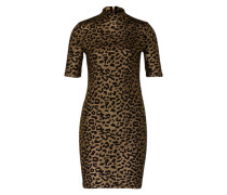Leo-Kleid 'Nmmaddy' gold