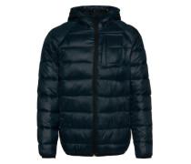 Steppjacke 'Hooded puffer jacket' blau