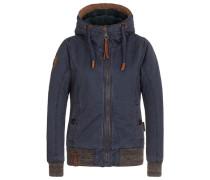 Jacket Rülpsen Schmatzen Furzen II blau