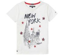 T-Shirt »New York CN Knit S/s«
