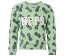 Pullover Bob blau / grün