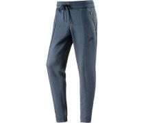 Trainingshose Tech Fleece Knit blau