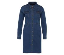 Denim Dress blau