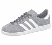Sneaker 'München' grau / weiß