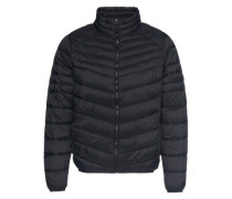 Steppjacke 'Light Puffer' schwarz