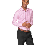Businesshemd »Luxor modern fit« pink